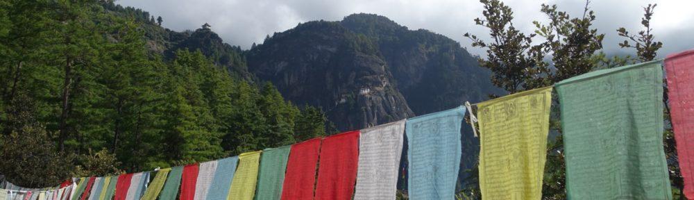 Taktshang / Tiger's Nest, Bhutan